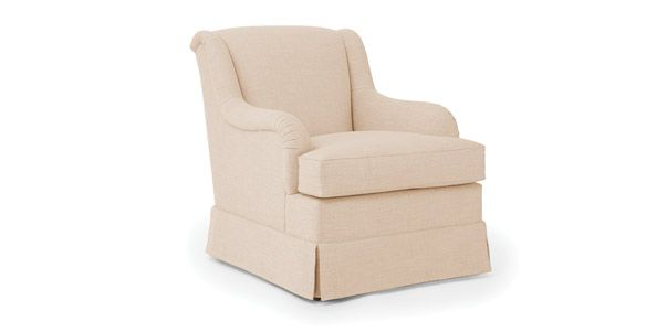The perfect guest bedroom chair