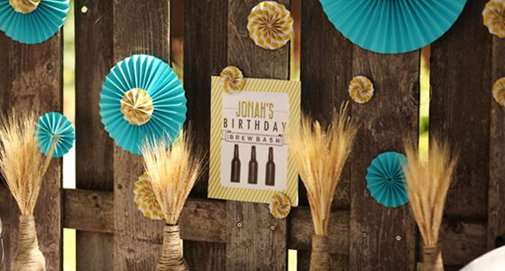 Vintage 30th Birthday Party Themes | January 7, 2013 by Cristy Mishkula 2 Comments