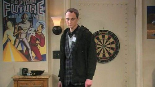 "New Sportcraft 18"" Paper Dartboard Set Darts Big Bang Theory Door   eBay"