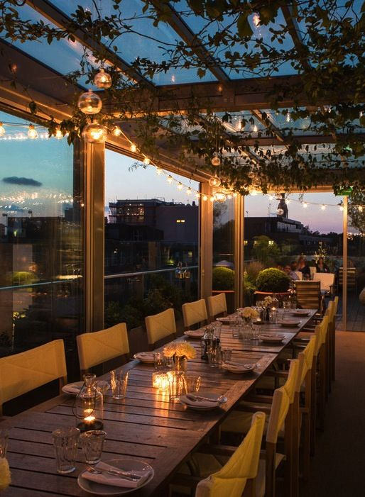BOUNDARY ROOFTOP BAR & GRILL – LONDON, ENGLAND