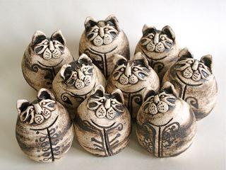 Lesley Anne Greene Ceramics: Gallery