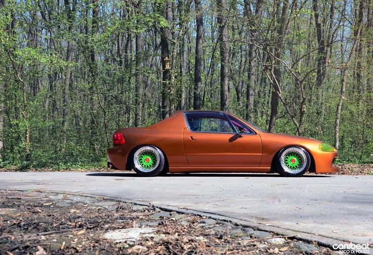 Hondas