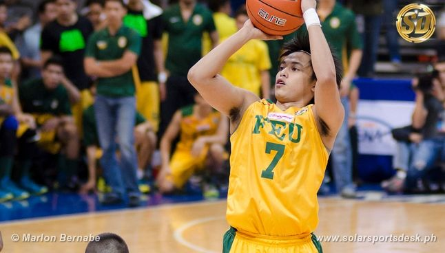 From Baby Tamaraw to UAAP MVP: Terrence Romeo promises to give back to FEU by playing fifth year - Solar Sports Desk