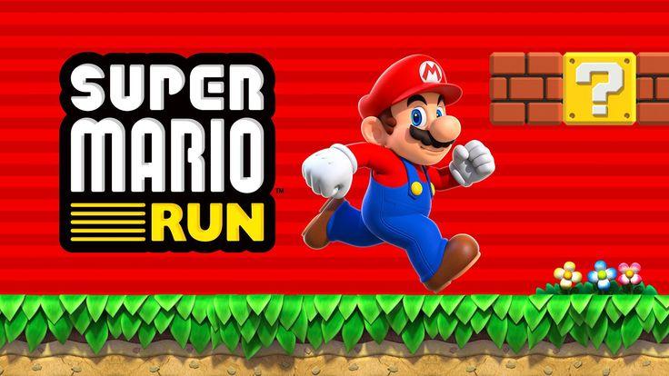 Super Mario Run bientôt sur iOS   http://blogosquare.com/super-mario-run-bientot-sur-ios/