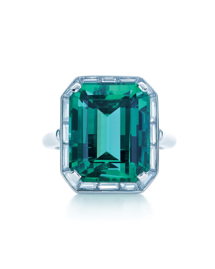 Colour of the Year! Radiant, lively, lush: world colour specialist Pantone names emerald the 2013 Colour of the Year.