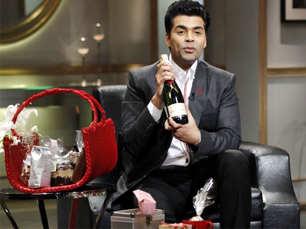 Season after season, celebrity after celebrity and gossip after gossip, if there is one thing that has remained constant at Koffee With Karan, it is the hamper. A big basket of goodies handed out to each guest or celebrity marks the end of an episode. But, what's in the hamper is a million-and-a-half dollar question. You can save the money because we have the answer. Since our loyalties lie with food, we are strictly listing the coveted food items in the hamper. Don't Miss: Koffee ...