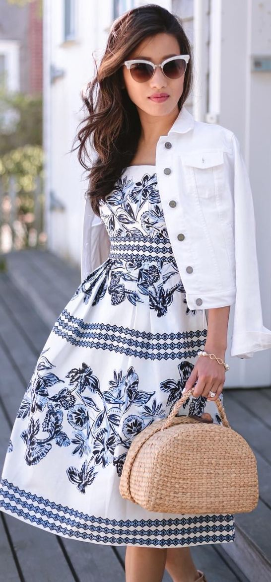 @roressclothes clothing ideas  #women fashion fit and flare dress