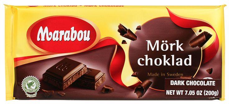 Marabou Dark Chocolate Bar https://www.scandinavianshoppe.com/store/p/1565-Marabou-Dark-Chocolate-Bar.html