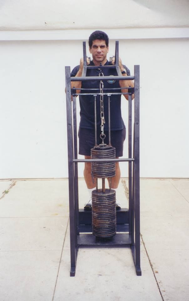 school leg press machine