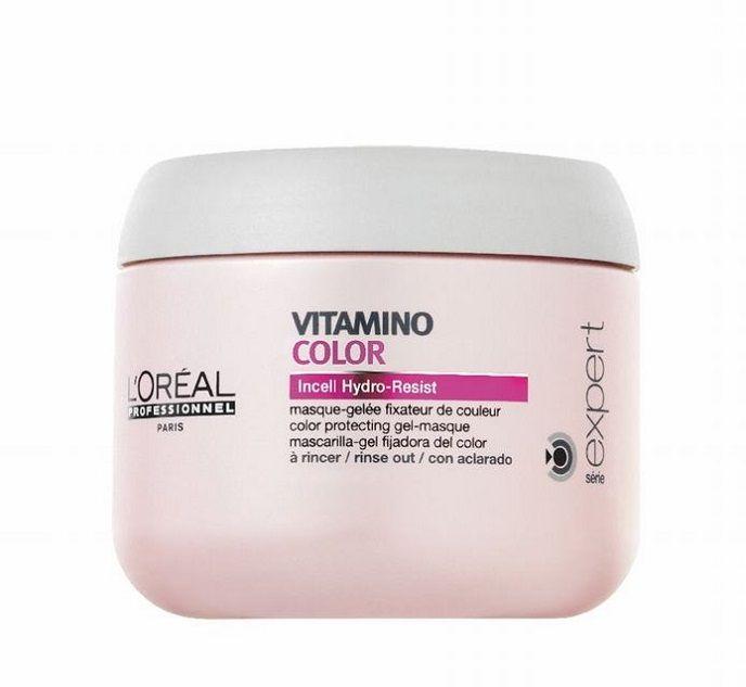 @loreal_es  Conserva tu color radiante gracias a la #mascarilla en gel protectora del color L' Oreal Vitamino Color #LOreal Serie Expert con vitamina E y filtro UV.  http://www.lapeluencasa.com/productos-loreal/productos-cabello/vitamino-color