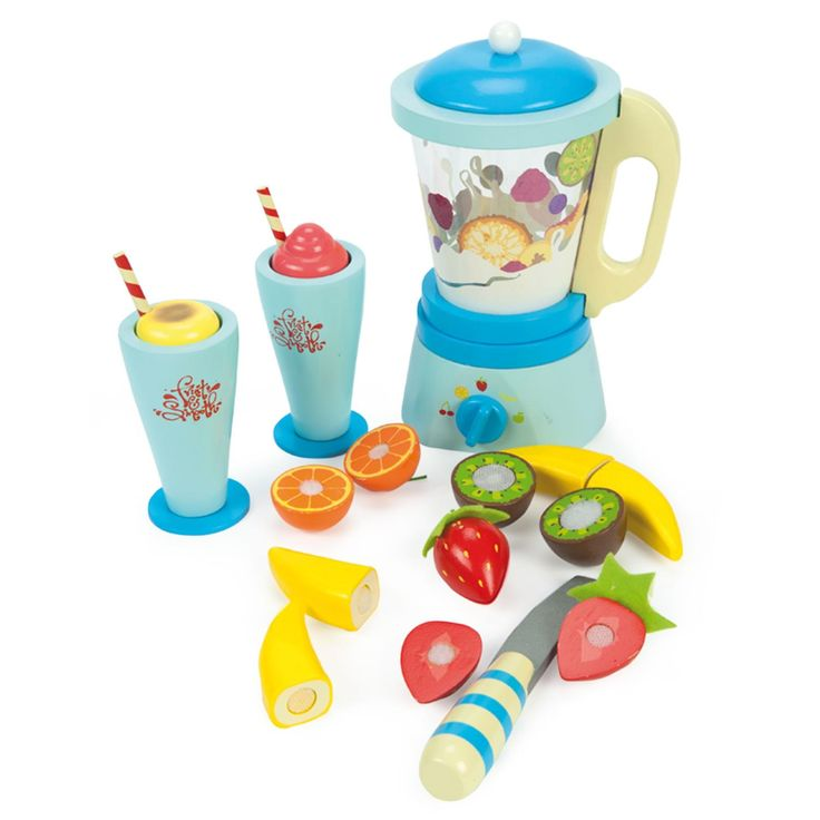Wooden toys competition: Win a fruit smoothie blender from The Wooden Toy Shack