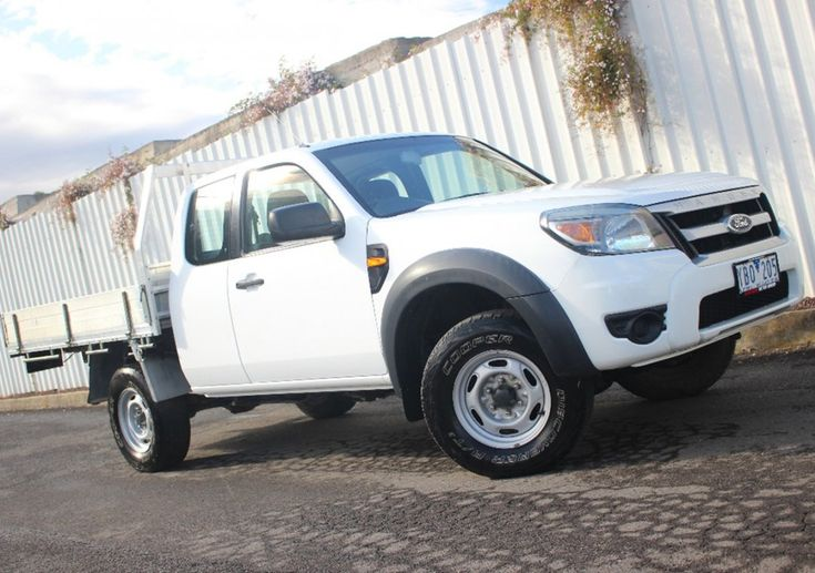 ... 2010 FORD RANGER XL PK - Northern Nissan .