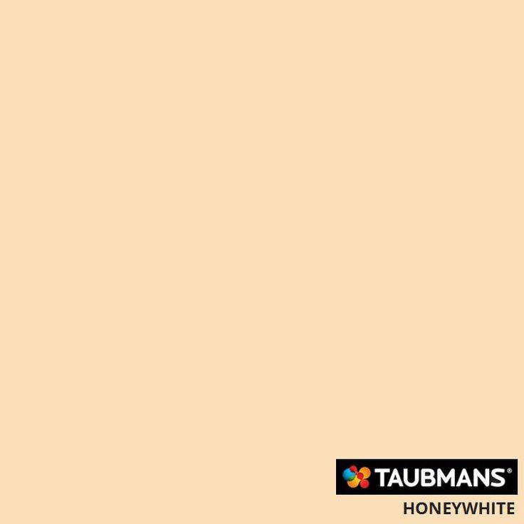 #Taubmanscolour #honeywhite