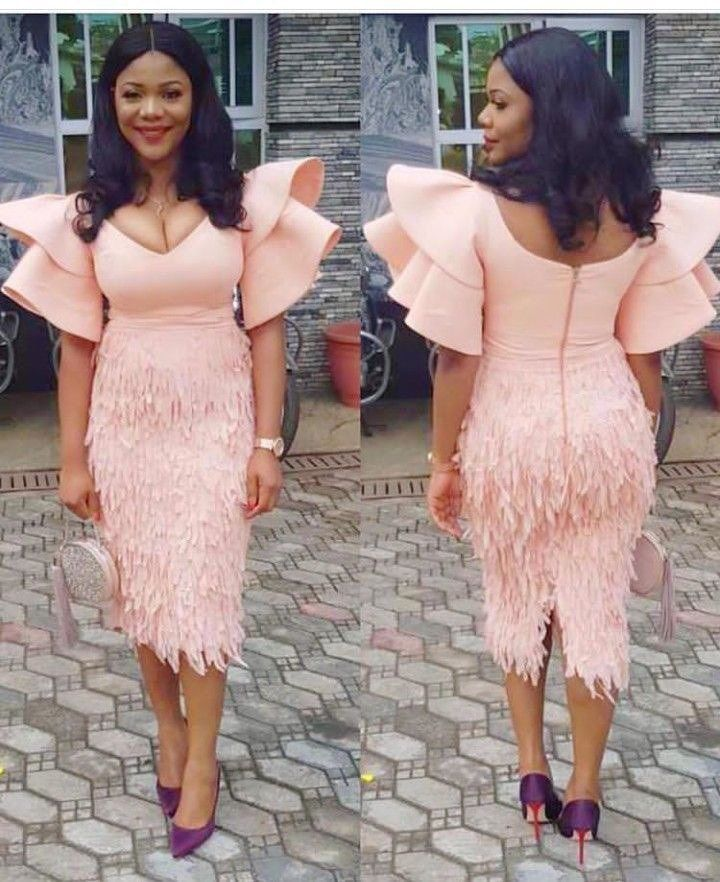 Wedding Guests Steal Worthy Looks Wedding Digest Naija Lace Dress Styles Latest African Fashion Dresses African Lace Dresses