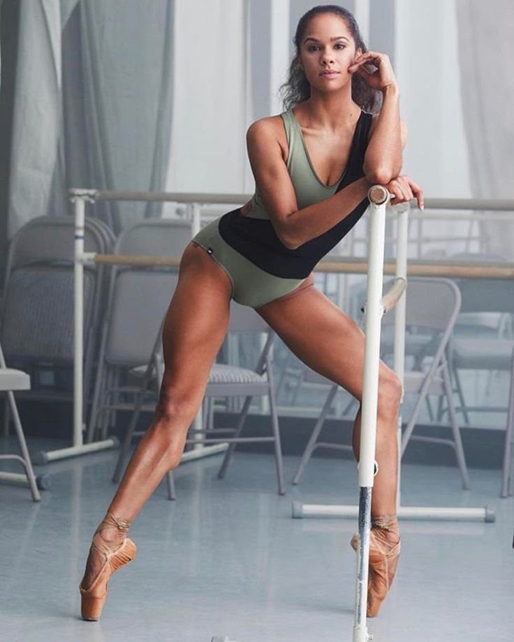 "Misty Copeland: ""The one thing that you have that nobody else has is you. Your voice…"""