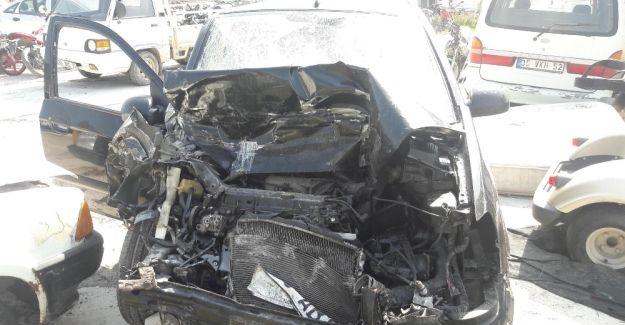 İzmir'de korkunç kaza: 3 aylık bebek öldü, 7 yaralı