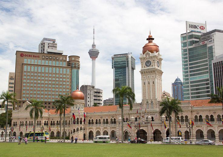 Merdeka Square - Plaza Merdeka, Kuala Lumpur, Malasia (MY)