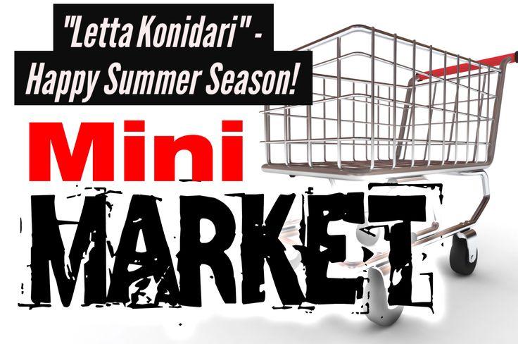 "Mini Market ""Letta Konidari"""