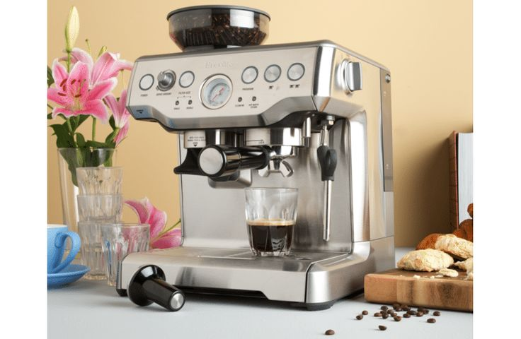 Shop Online for Breville BES870 Breville The Barista Espresso Cofee Machine and more at The Good Guys. Find bargain buys and bonus offers from Australia's leading electrical & home appliance store.