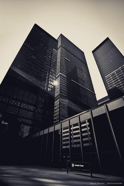 TD Canada Trust building, Ludwig Mies van der Rohe - CANADA