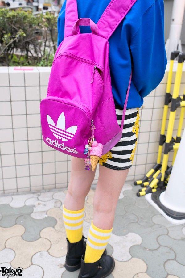 Adidas Backpack   Ice Cream  4f304ed5e4b7f