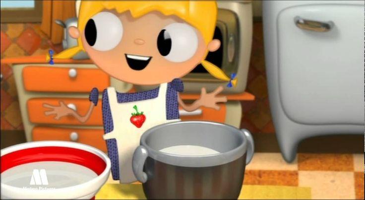 Comme est fait les yaourts, fermentation lactique - les enfants apprenne...