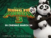 Win a Kung Fu Panda 3 prize pack. Entries close 17 April 2016.