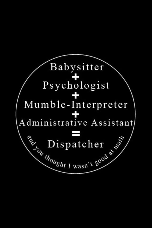 Dispatcher Job Description Interesting 12 Best Dispatching Images On Pinterest  Police Dispatcher Work .