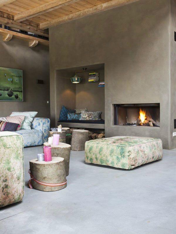 fireplace style design ideas