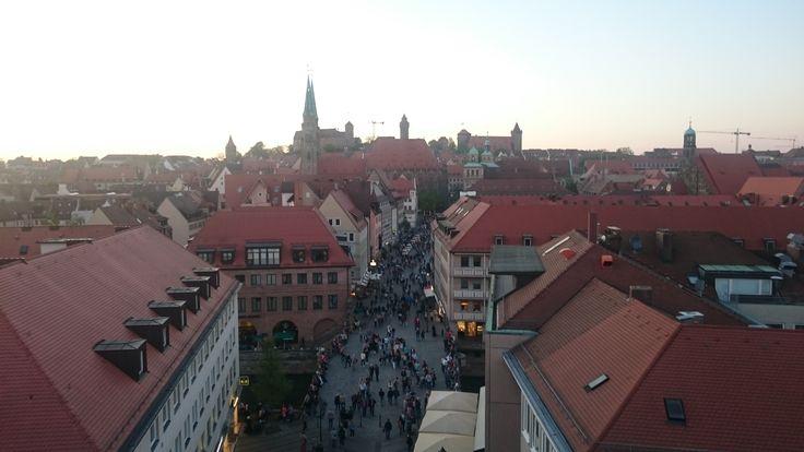 Blaue Nacht Nürnberg 2016