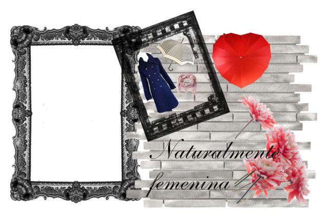 portada 1 by daniela-paz-rojas-arce on Polyvore featuring moda, Alexander McQueen and Jean-Paul Gaultier