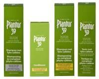 Plantur 39 Fyto-Cafeïne Shampoo (fijn en breekbaar haar)  Wat is Plantur 39? De haarverzorgingsproducten van Plantur 39 zijn speciaal ontwikkeld voor vrouwen vanaf ongeveer 40 jaar die last krijgen van haaruitval dunner wordend haar of een terugtrekkende haarlijn.  EUR 10.20  Meer informatie  #drogist
