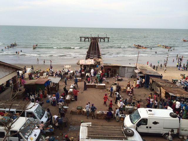 Banjul | Bathurst | City of Banjul en City of Banjul