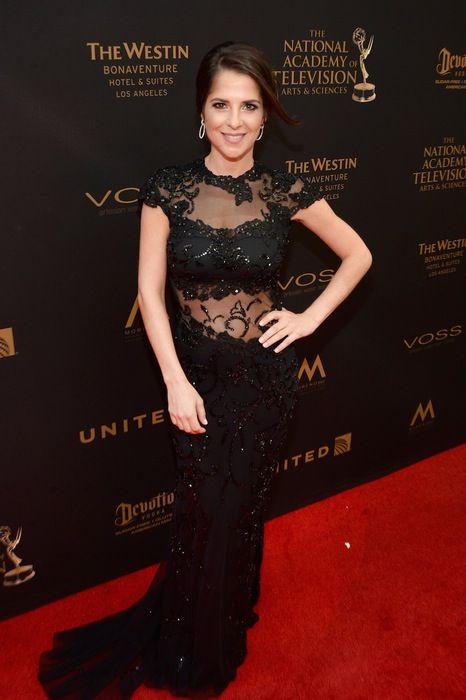 Kelly Monaco @ Emmys 2016
