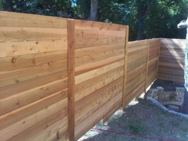 Wonderful Wood Fence Panels Home Depot Stunning Design Horizontal