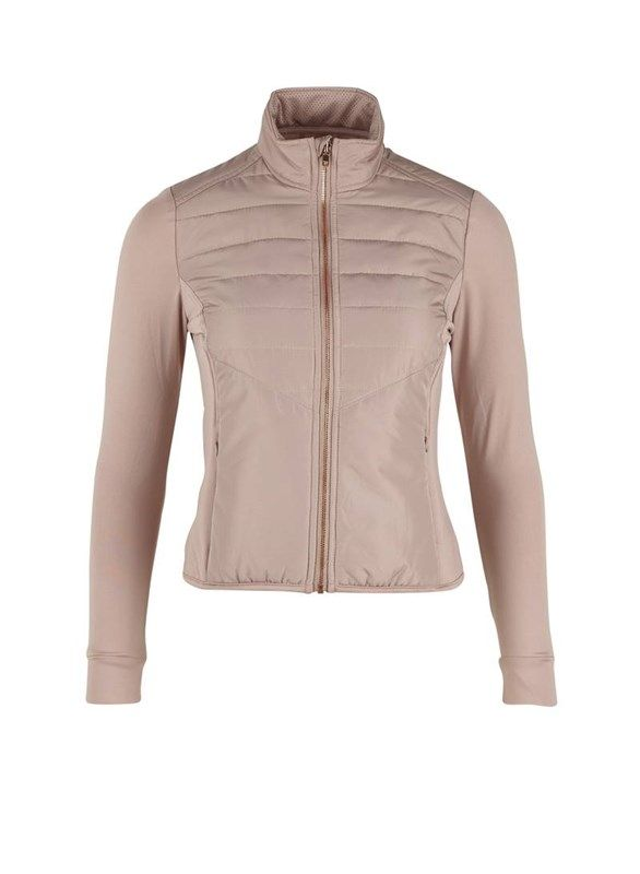 SPORTS JACKET - light pink