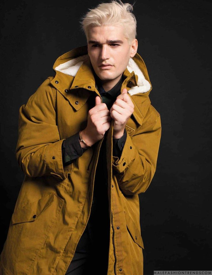 Male Fashion Trends: Baptiste Giannesini en un juego de alto contraste para DAMAN Magazine