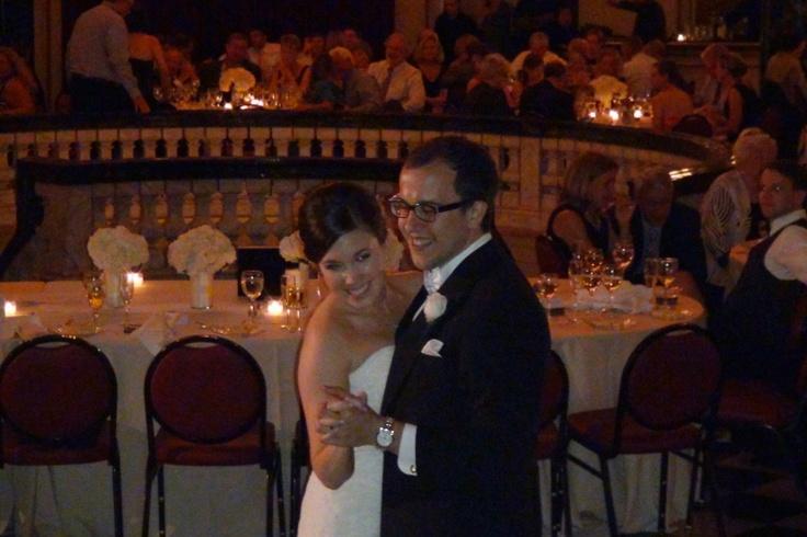 Imagine your first dance amid the splendor of the School of the Art Institute ballroom. http://www.discjockey.org/