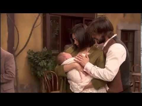 Gonzalo y Maria - Candela entrega a Esperanza a sus padres. - YouTube