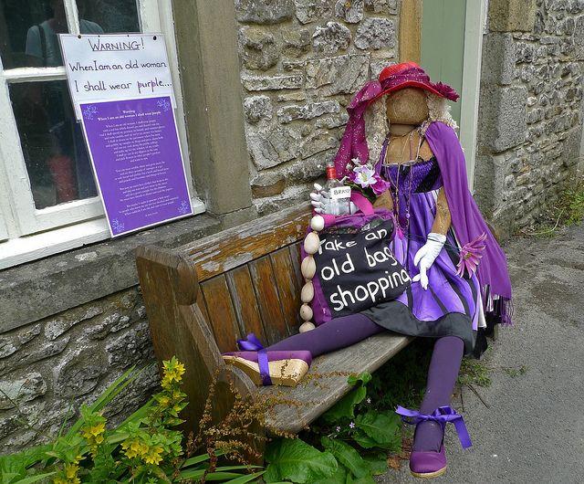 When I Am An Old Woman I Shall Wear Purple By Jenny Joseph