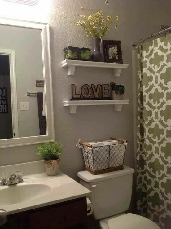 Scholarly utilized bathroom layouts home decor ideas and - Diy bathroom decor ideas ...