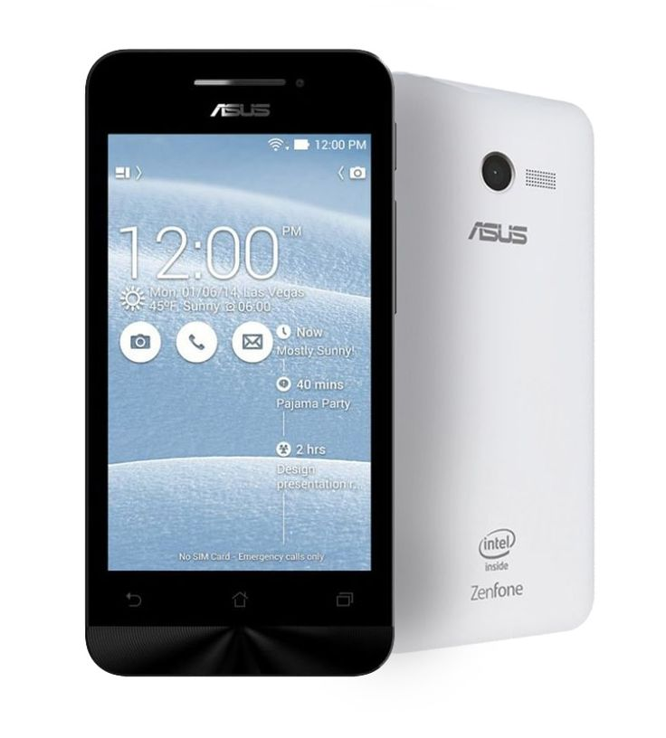 A400CG Zenfone 4 by Asusu, Intel Dual SIM, pearl white color, fashionable smartphone with vibrant colors. Designed to match your unique style. Capture the most mesmerizing moments of your life with this phone, clear display with gorilla glass screen, dual SIM allowing you to have one device for personal and work needs.  http://www.zocko.com/z/JIYU0
