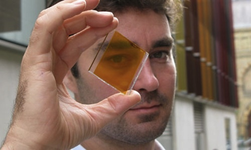 Solar Glass Means Whole Buildings Can Generate Clean
