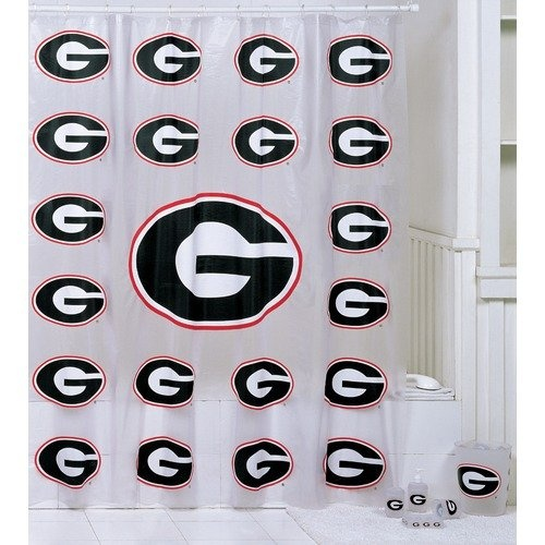 The 735 Best Love My G Dawgs Images On Pinterest Georgia Bulldogs Bathroom Accessories