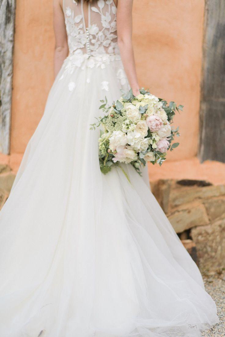 Entertaining The Romance Of Food Gorgeous Wedding Dress