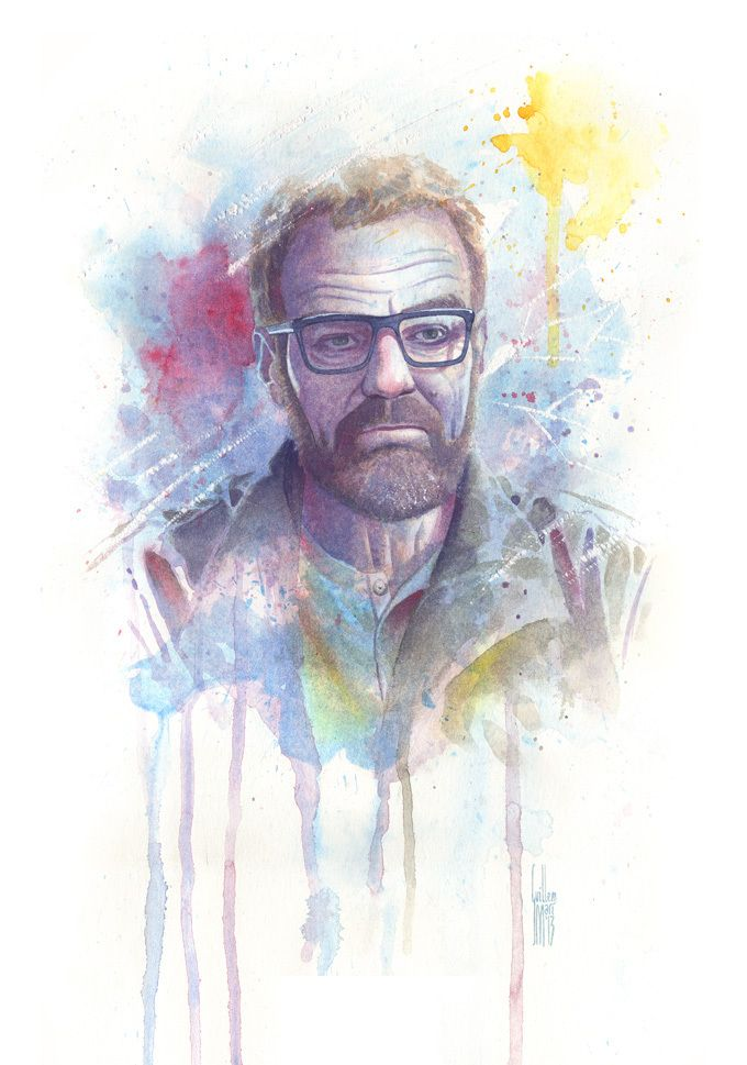 "Walter White, from Breaking Bad.  ""I did it for me. I liked it. I was good at it. And I was really… Alive."" .- Walter White."