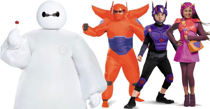 Big hero 6 costume is definitely one of the most wanted costumes of today's costume/cosplay events. Luckily, the costumes are now widely available and you are even presented with different options.