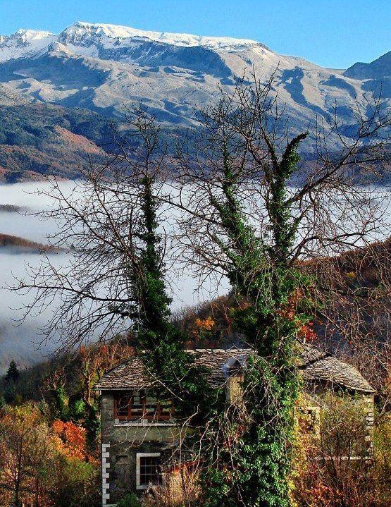 Zagori (Mount Pindos), Epirus, Greece