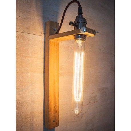 Mejores 33 imágenes de Lámparas madera reciclada en Pinterest ...