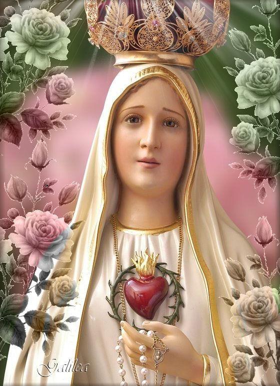 Virgen de Fátima milagrosa y efectiva oración